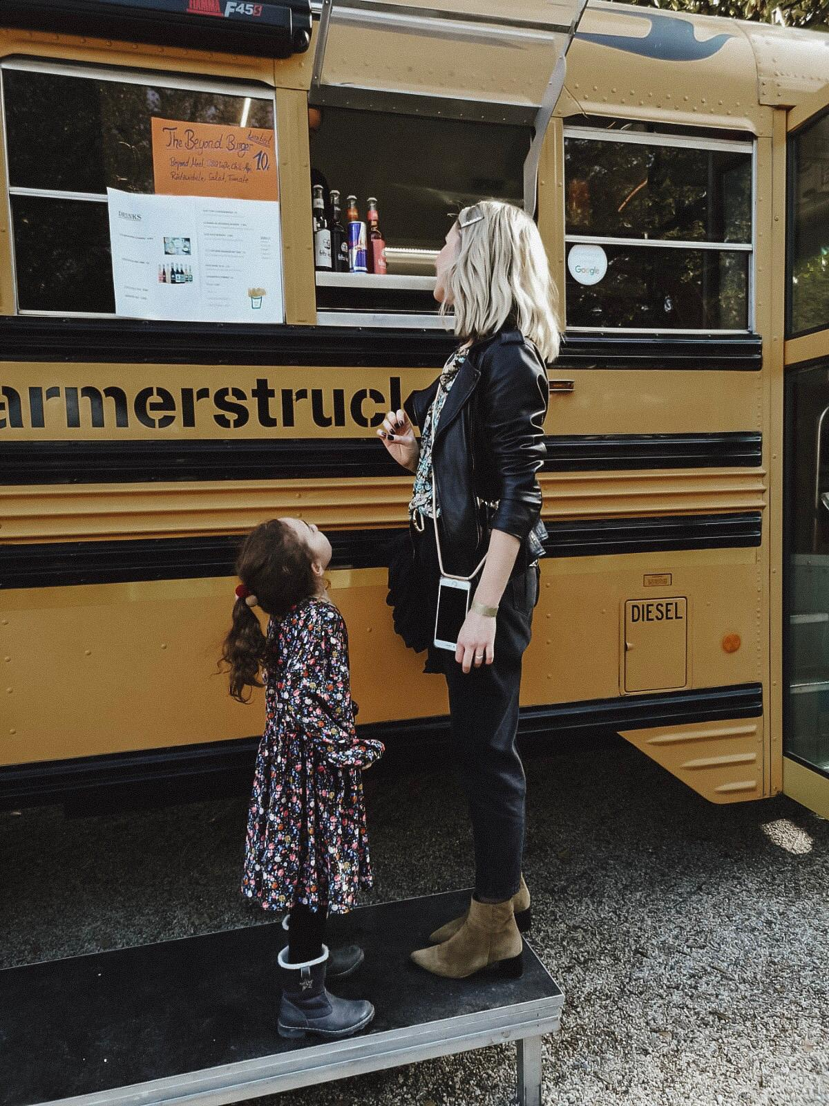 Foodtruck Mommy Time Event