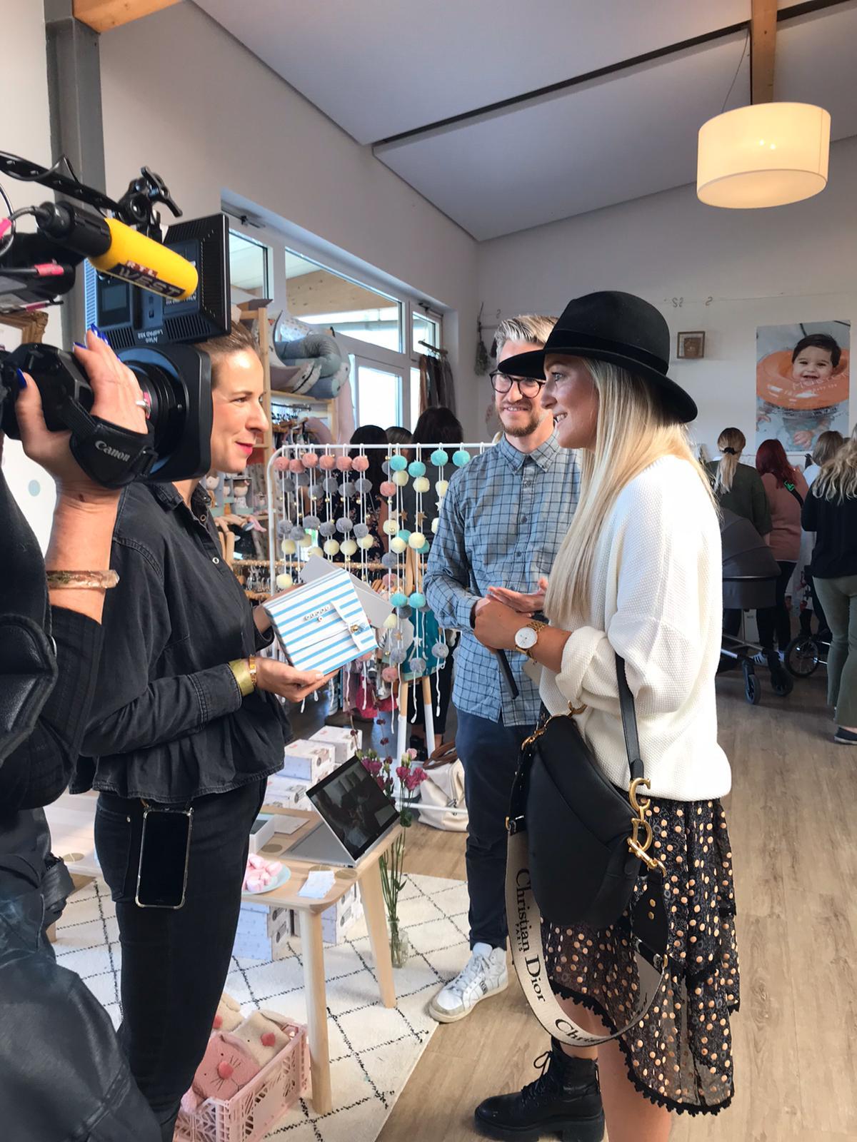 RTL WEST Interview